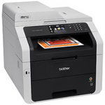 Multifuncional digital a color Brother MFC-9340CDW