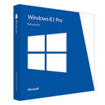 Windows 8.1 Pro 32/64 Bits Oem