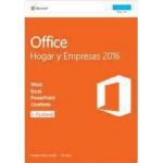 Office Hogar y Empresas 2016