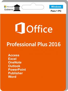 Office Professional Plus 2016 Olp Nl Gov